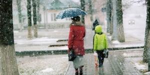 погода в украине, снег, дождь, осадки, прогноз погоды, март, новости украины