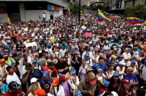 венесуэла, каракас, протесты, мадуро, оппозиция