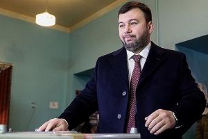 новости, Украина, Россия, Донбасс, ДНР, Пушилин, интервью, соцсети, выборы в Л/ДНР