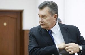 янукович, суд, травма, политика, украина, янукович упал