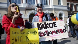 Guardian, Россия, сепаратисты, Сибирь, марш федерализации, ИноСМИ