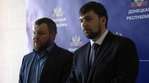 ДНР, ЛНР, Пургин, Донецк, Луганск, Донбасс, восток Украины, переговоры