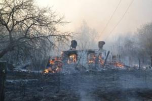 чернобыль, шкиряк, зона отчуждения, украина, пожар, происшествие, аэс