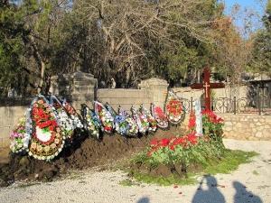 Янукович, похороны, Севастополь, Свято-Никольский храм, Партия Регионов