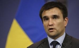 Климкин, МИД Украины, заседание