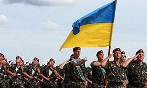 День защитника отечества, Порошенко, Президент, Украина, общество