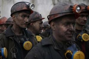 Волынец, шахтеры не получают зарплату, проблемные банки, Демчишин, забастовки