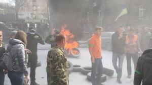 киев, администрация порошенко, акция протеста, автомайдан, политика, общество