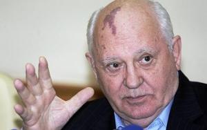 """Россия, Горбачев, Нобелевская премия, Украина, """"холодная война"""""""