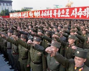 Северная Корея, США, Южная Корея