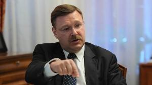 Константин Косачев, санкции, Дональд Трамп