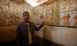 новости египта, древний египет, история, история египта, раскопки в египте, мумии египта,