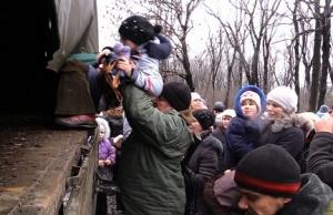 Донецк, Донецкая республика, Донбасс, АТО, Дебальцево, Басурин, эвакуация, общество, ДНР