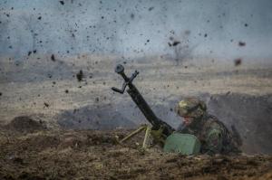 Донбасс, ВСУ, Боевики, ООС, АТО, Обстрелы, Раненые, Министерство обороны