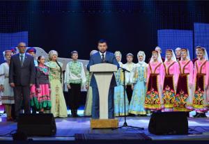 ДНР,  восток Украины, Донбасс, Донецк, Пушилин, концерт