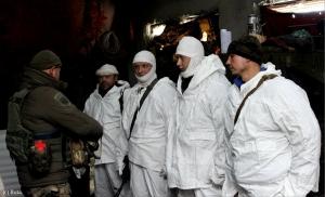 Ярош, Правый сектор, Украина, война, АТО, Пески