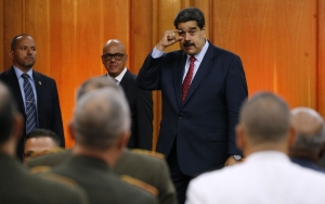 Мир, США, Россия, Венесуэла, Мадуро, Правительство, Поддержка.
