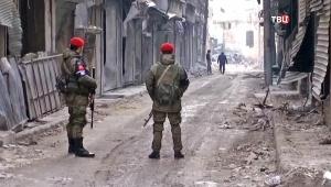 Дума, россия, Сирия, военная полиция, война, брифинг, ООН, Восточная гута