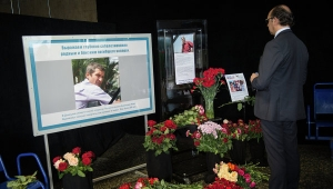 юго-восток украины, ситуация в украине, первый канал, анатолий клян