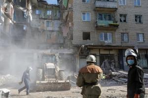 Дебальцево, саперы разминируют жилые дома, возвращение местного населения, восстановление инфраструктуры