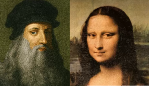 мона лиза, да винчи, портрет, мать да винчи, ученый