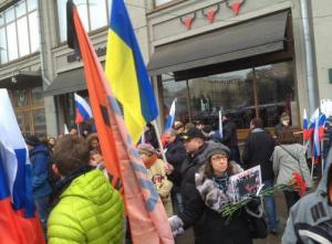 санкт-петербург, марш, немцов, украина