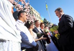 болград, одесская область, президент украины, поездка, блогер, оскомина, фото, порошенко