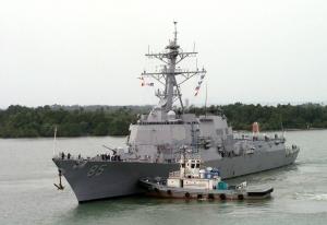 сша, россия, макмарр, USS McCampbell, владивосток, залив петра великого, японксое море. претензии, свободная навигация