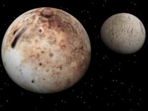 New Horizons, плутон, харон, станция