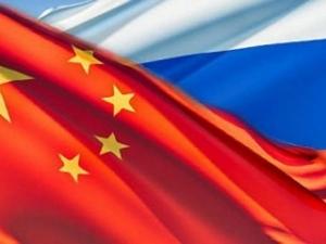 Россия, Китай, учения, армия РФ, армия Китая