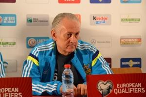 фоменко, сборная украины, сборная испании, евро-2016, футбол