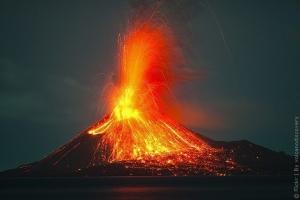 мир, эквадор, вулкан, происшествия