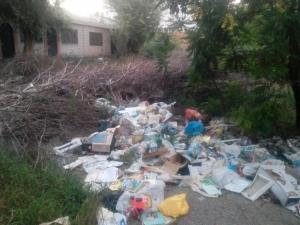 фото, крым, мусор, аннексия, туризм, оккупация, россия, новости украины, санаторий, парковая зона, евпатория
