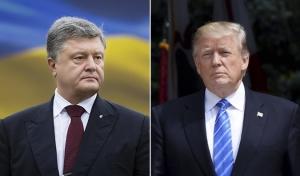 сша, политика, порошенко, украина, трамп, переговоры
