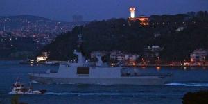 Украина, Черное море, Одесса, французский ракетный фрегат, La Fayette, военные учения, НАТО