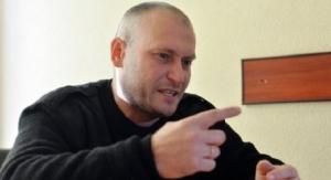 Дмитрий Ярош, Правый сектор, Автомайдан