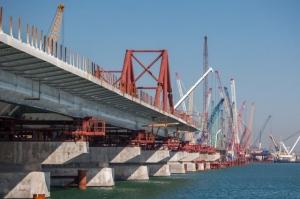 керченский мост, крым, аннексия, санкции, россия, украина