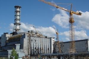 Новости Украины, Чернобыльская АЭС, Роберт Николсон, саркофаг