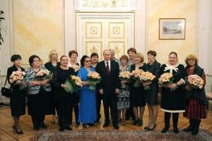 Путин, Россия, Кремль, 8 марта