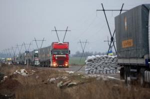 Порошенко, Турчинов, гуманитарка, грузы, доставка, Донбасс, помощь