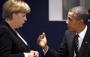 меркель, обама, сша, германия, украина, россия, донбасс, олланд, франция
