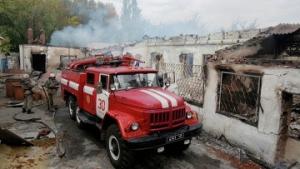 ЛНР, Луганск, Разрушения, жилой фонд
