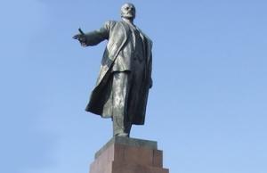 ленин, памятник, харьков, памятник
