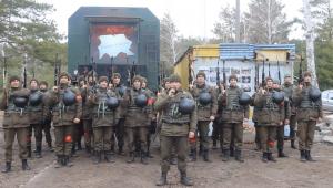 нацгвардия,курсанты, ролик, поздравление с 8 марта, общество, видео, Украина