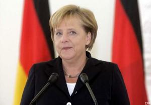 Германия, Канцлер Ангела Меркель, беженцы, экономика, ЕС, Зигмар Габриэль