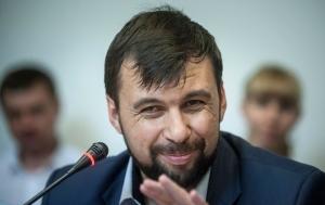 пушилин, днр, лнр, переговоры в минске, украина, донбасс, политика