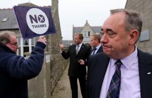 Шотландия, Великобритания, референдум, независимость, политика, лидер, Алекс Салмонд
