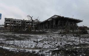 донецк, ато, аэропорт донецка, происшествия, армия украины, днр, восток украины