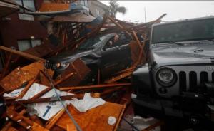 ураган, Флорида, разруха, мощнейший, столетие, обрушился, побережье, Трамп, Дональд, эксперты, мощнее, стихии