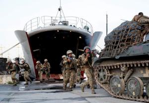 новости, Украина, ВСУ, армия Украины, морпехи, учения, Си Бриз-2019, Sea Breeze 2019, кадры, фото